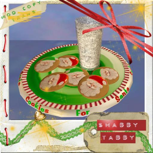 kitsch _Shabby_ Cookies 4 Santa